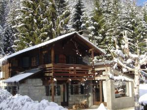 Chalet vue Mont-Blanc - Hotel - Chamonix