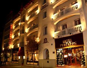 Hotel Pyrénées, Андорра-ла-Велья