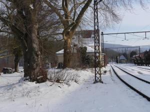 obrázek - Kopfbahnhof Bad Gleichenberg