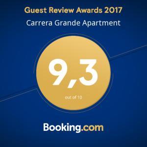 Carrera Grande Apartment
