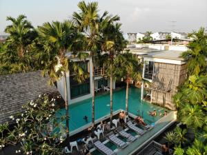 Paragon Inn, Hotels  Lat Krabang - big - 88