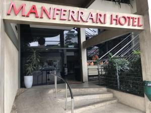 Manferrari Hotel - Parque Industrial