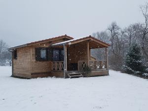Location gîte, chambres d'hotes Chalet tout Confort dans le département Haut Rhin 68