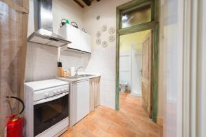 Appartamenti turistici Vicolo S. Chiara, Apartmanok  Sassoferrato - big - 17