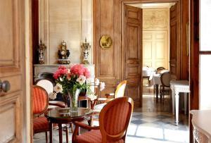 Hôtel d'Argouges, Szállodák  Bayeux - big - 34