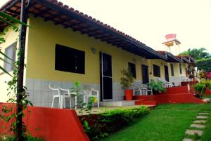Hotel Pousada Rancho Fundo, Hotely  Abrantes - big - 40
