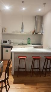 Salvo Suites, Apartmány  Montevideo - big - 73