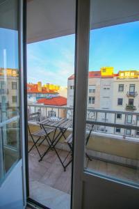 Residencial Duque de Saldanha, Penziony  Lisabon - big - 12