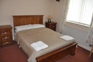 Double Room Bridge Bed and Breakfast