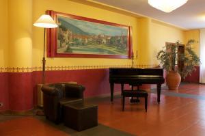 Hotel Moderno, Hotel  Pontassieve - big - 23