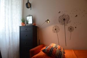 Bertramka budget cosy studio 2 min to Andel
