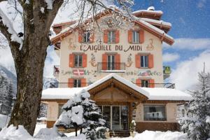 Aiguille du Midi - Hotel - Chamonix