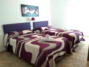 Hotel Restaurante Campomar, Hotel  Algar - big - 7