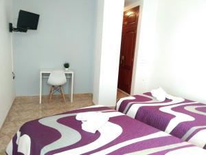 Hotel Restaurante Campomar, Hotel  Algar - big - 6