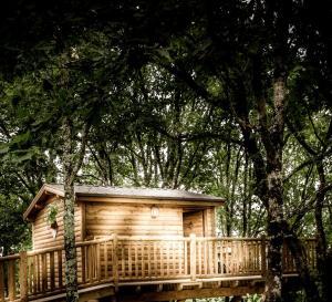 Cabane de Carlat