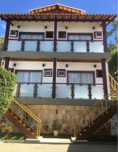 Solarium de Escarpas Suítes, Appartamenti  Capitólio - big - 5