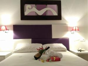 Hotel Restaurante Campomar, Hotel  Algar - big - 4