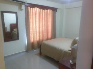 Apartahotel Caribe Paraiso, Апарт-отели  Хуан-Долио - big - 21