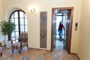 Гостиница Мансарда, Отели  Люберцы - big - 59
