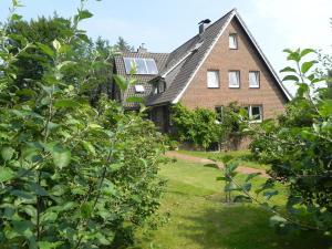 Haus *Üüs Aran* Wohnung Nr. 1 - Klint