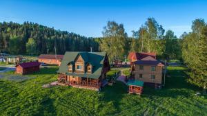 Cottage Houses Mikli Olgino - Lassinkallio
