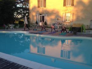 Le Gîte de Garbay, Отели типа «постель и завтрак»  Margouët-Meymès - big - 77