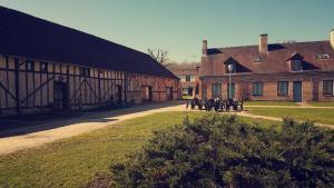 La Ferme de Courcimont - Lamotte-Beuvron
