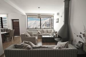 Accommodation in Gudauri