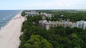 Prywatny Apartament w Hotelu DIUNE
