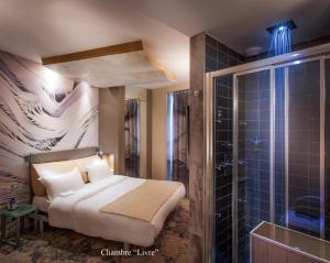 Apostrophe Hôtel, Hotely  Paříž - big - 21