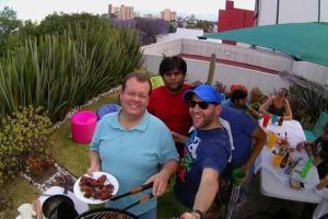 Recamara Central, Проживание в семье  Мехико - big - 22