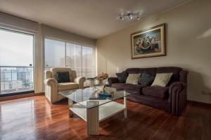 Luxury Condo Close To Larcomar, Apartments  Lima - big - 82