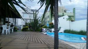 IDP204- APARTAMENTO DE 2 DORMITORIOS NO INGLESES, Apartmány  Florianópolis - big - 12