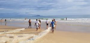 IDP204- APARTAMENTO DE 2 DORMITORIOS NO INGLESES, Ferienwohnungen  Florianópolis - big - 75
