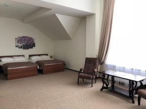 Гостиница Мансарда