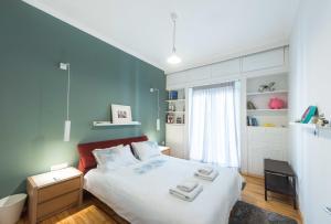 Thessaloniki Seaside Apartment A&B, Appartamenti  Salonicco - big - 39