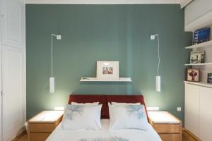 Thessaloniki Seaside Apartment A&B, Appartamenti  Salonicco - big - 40