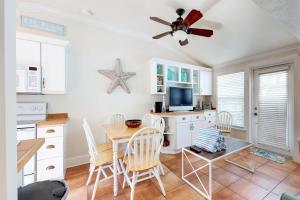 Starfish Beach Cottage #3, Dovolenkové domy  Ilexhurst - big - 25