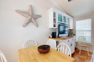 Starfish Beach Cottage #3, Dovolenkové domy  Ilexhurst - big - 26