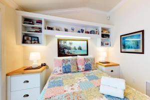 Starfish Beach Cottage #3, Dovolenkové domy  Ilexhurst - big - 33