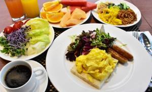 Hotel Intrendy, Hotely  Taishan - big - 97