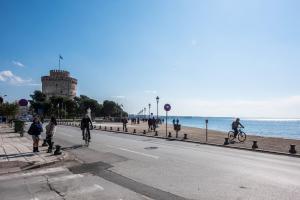 Thessaloniki Seaside Apartment A&B, Appartamenti  Salonicco - big - 6