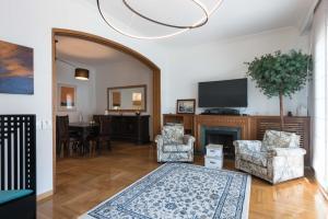 Thessaloniki Seaside Apartment A&B, Appartamenti  Salonicco - big - 29