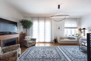 Thessaloniki Seaside Apartment A&B, Appartamenti  Salonicco - big - 26