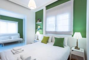 Thessaloniki Seaside Apartment A&B, Appartamenti  Salonicco - big - 18