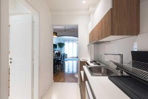 Thessaloniki Seaside Apartment A&B, Appartamenti  Salonicco - big - 12