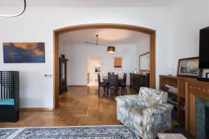 Thessaloniki Seaside Apartment A&B, Appartamenti  Salonicco - big - 7