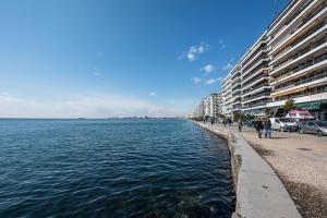 Thessaloniki Seaside Apartment A&B, Appartamenti  Salonicco - big - 4