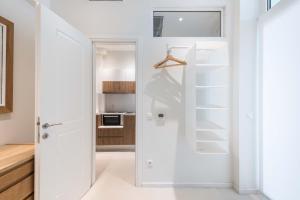 Thessaloniki Seaside Apartment A&B, Appartamenti  Salonicco - big - 11