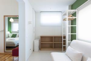Thessaloniki Seaside Apartment A&B, Appartamenti  Salonicco - big - 22